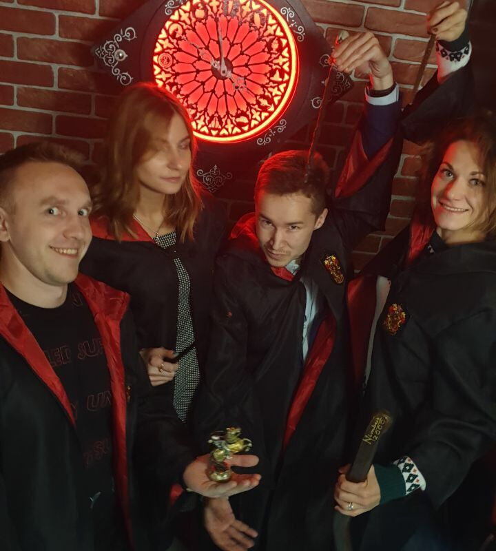 Photos for reviews Обзор квест комнаты Гарри Поттер путешествие в Неверленд Киев