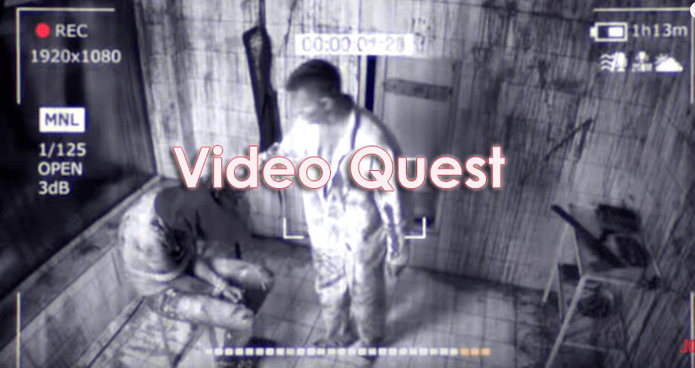 Фото  к новости Видео Квест! побег от маньяка