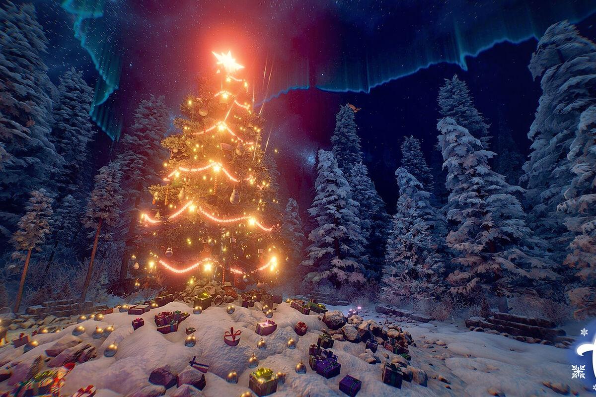 1 Фото квест кімнати Різдво в місті Львів