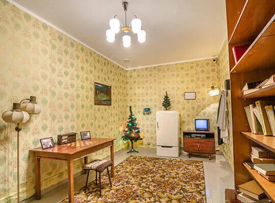 1 Фото квест кімнати Підпільна лабораторія в місті Львів